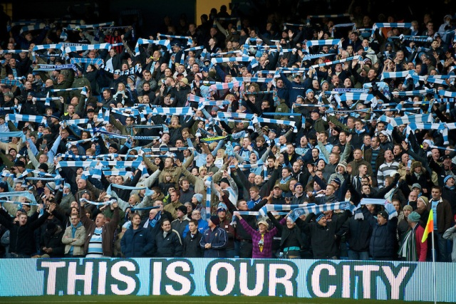 Football - FA Premier League - Manchester City FC V Manchester United FC
