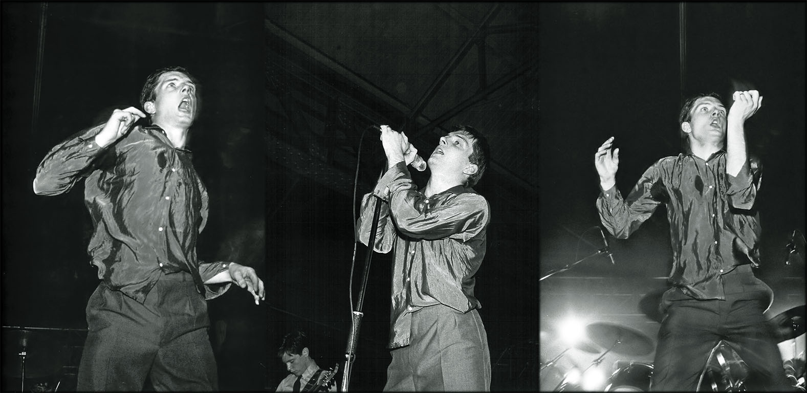 Joy Division - Live At High Wycombe