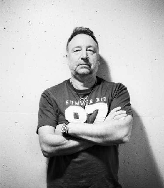 Peter Hook dei Joy Division e New Order
