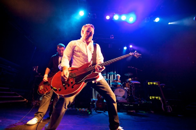 Peter Hook & The Light, Koko, London, 17.Jan.2013© Al de Perez - All Rights Reserved